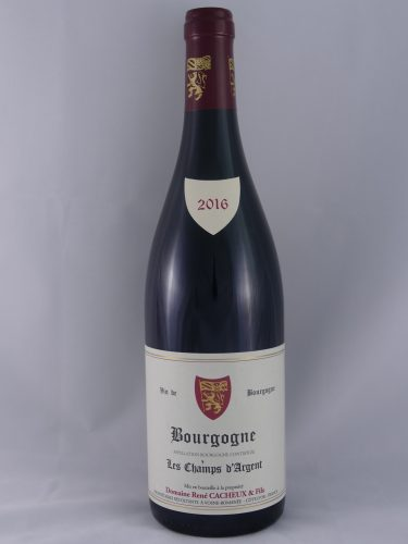 Rene Cacheux Bourgogne Champs d'Argent