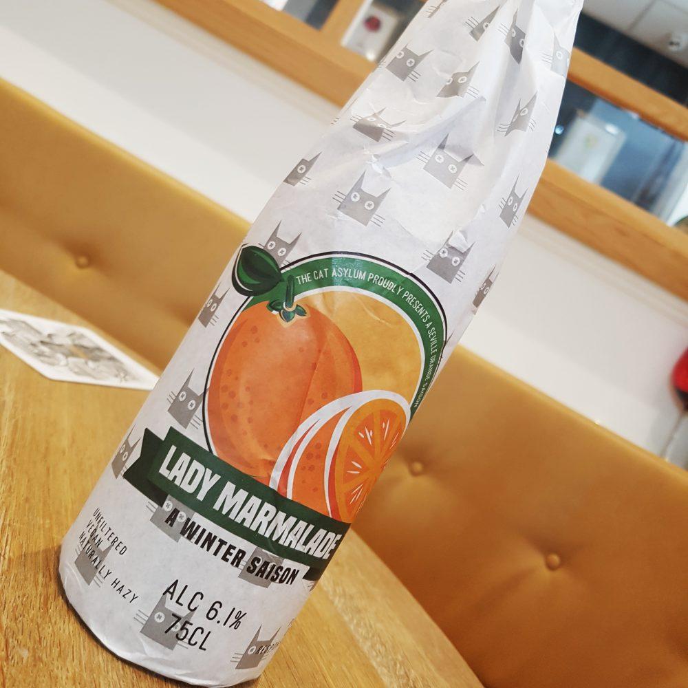 Cat Asylum Brewing Company Lady Marmalade