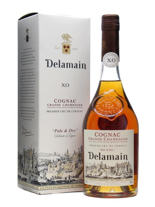 Delamain Pale & Dry XO Grande Champagne Cognac