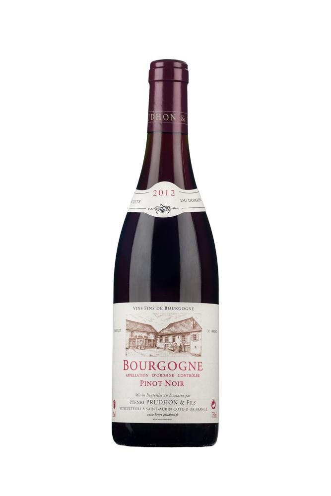 Domaine Henri Prudhon Bourgogne Pinot Noir