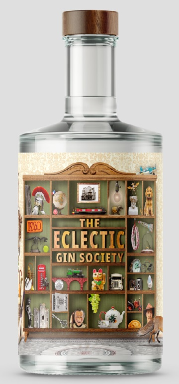 Eclectic Gin Society Original Blend