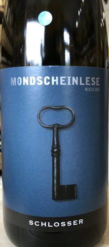 Winzerhof Schlosser Mondscheinlese Riesling