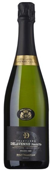 Champagne Delavenne Grand Cru Brut Tradition