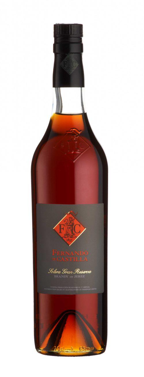Fernando de Castilla Solera Gran Reserva Brandy