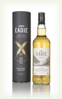 James Eadie Blair Athol 8 Year Old Single Malt