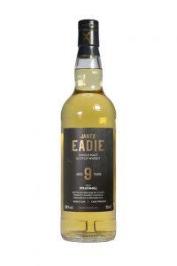 James Eadie Strathmill 9 Year Old Speyside Single Malt Whisky
