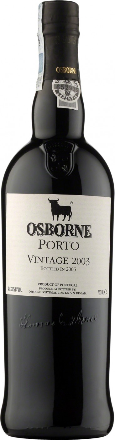 Osborne Vintage Port 2003