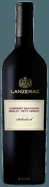 Lanzerac Cabernet Sauvignon Merlot Petit Verdot