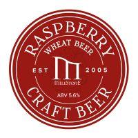Milestone Raspberry Wheat Beer