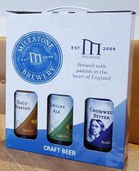 Milestone Brewery Gift Pack