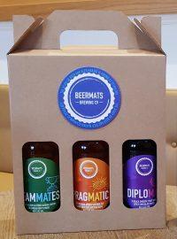 Beermats Brewing Co Beer Gift Pack