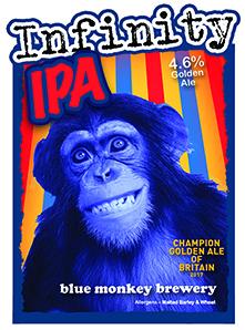 Blue Monkey Infinity IPA
