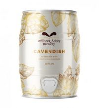 Welbeck Mini Keg Cavendish