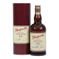 Glenfarclas Highland Single Malt Whisky 15 Year Old