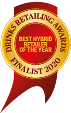 Drinks Retailing Award Finalist 2020